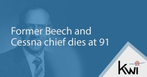 Former Beech and Cessna chief dies at 91