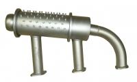 BELLANCA 17-30/30A/31A K201151 LH Muffler