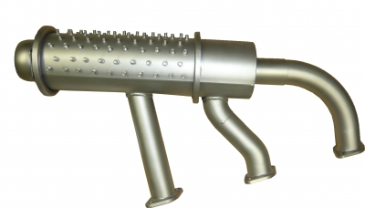 K201152 RH Muffler