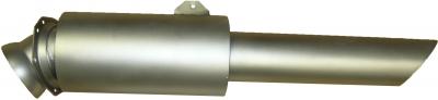 K201153 LH Tailpipe