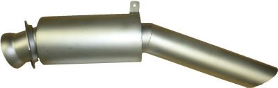 K201154 RH Tailpipe