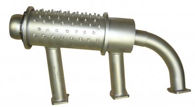 K201147 LH Muffler